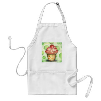 My Little Cupcake --Apron Adult Apron