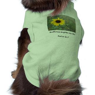 My Little Doggie Tank Top Dog Tee Shirt