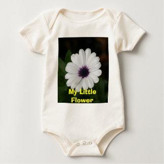 My Little Flower Baby Bodysuit