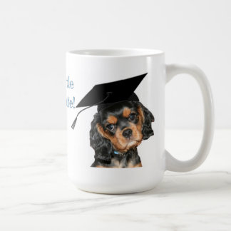 My Little Graduate Puppy With Mortarboard Mug