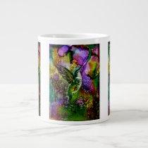 My Little Hummingbird Giant Coffee Mug