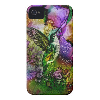 My Little Hummingbird iPhone 4 Case