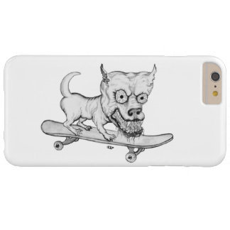 My little Lovely Dog - pencil drawing Barely There iPhone 6 Plus Case