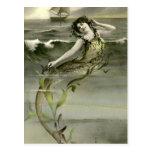My Little Mermaid Post Cards