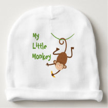 My Little Monkey Beanie