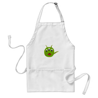 My Little Monster Adult Apron