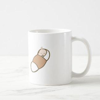 My Little Peanut Classic White Coffee Mug