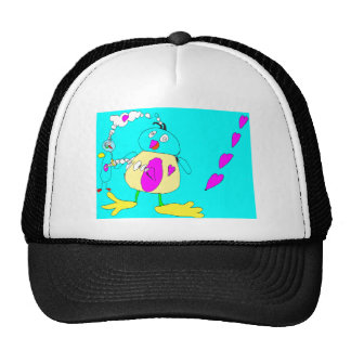 My Little Penguin's Love Trucker Hat