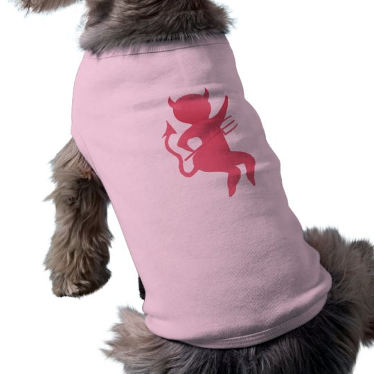 My LIttle Pink Devil Pet Clothing
