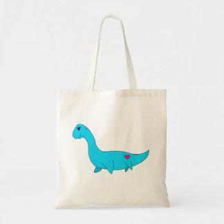 My Little Plesiosaurus Tote Bag