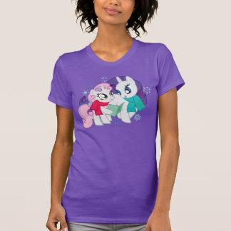 My Little Ponies Caroling T-Shirt