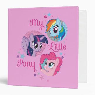 My Little Pony 3 Ring Binder