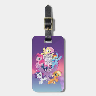 My Little Pony | Adventure and Friendship Forever Bag Tag