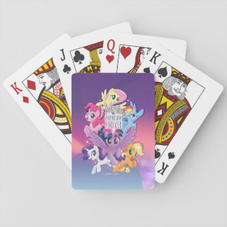My Little Pony   Adventure and Friendship Forever Playing Cards
