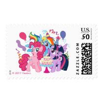 My Little Pony Birthday Postage