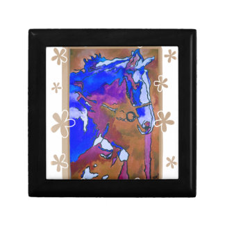 My Little Pony (Blue and Brown) Jewelry Box