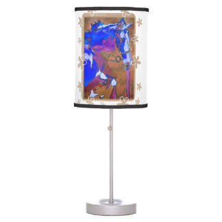 My Little Pony (Blue and Brown) Table Lamp