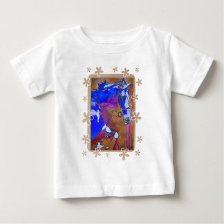 My Little Pony (Blue and Brown) Tees