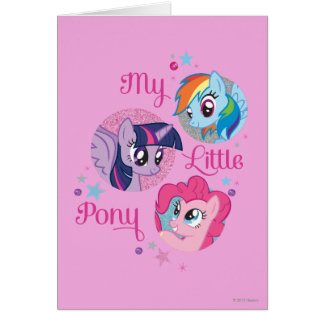 My Little Pony Card