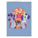 My Little Pony Chinese New Year Card