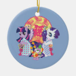 My Little Pony Chinese New Year Ceramic Ornament