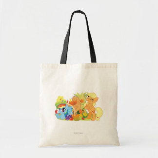 My Little Pony, Fall Scene Budget Tote Bag