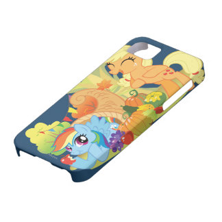 My Little Pony, Fall Scene iPhone SE/5/5s Case