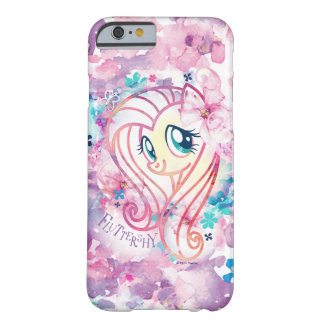 My Little Pony | Fluttershy Floral Watercolor Barely There iPhone 6 Case