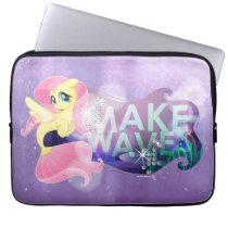 My Little Pony | Fluttershy - Make Waves Laptop Sleeve