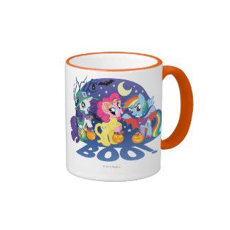 My Little Pony, Halloween Boo Ringer Coffee Mug