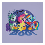 My Little Pony, Halloween Boo Poster