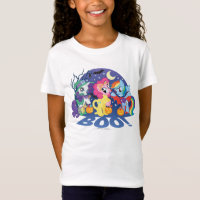 My Little Pony, Halloween Boo T-Shirt