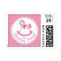 My Little Pony Invitation Stamp 2