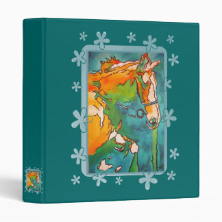 My Little Pony ( Jade and Tan 3 Ring Binder