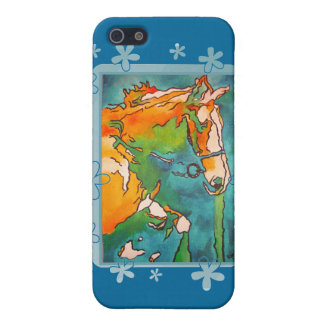 My Little Pony ( Jade and Tan) Covers For iPhone 5