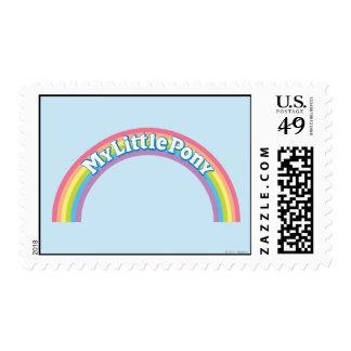 My Little Pony Logo Postage