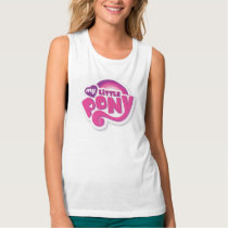 My Little Pony Logo Tank Top