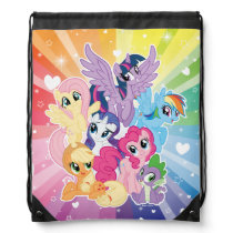 My Little Pony | Magical Friends Drawstring Bag