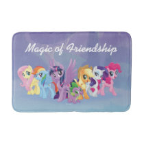 My Little Pony | Mane Six in Equestria Bath Mat
