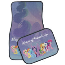 My Little Pony | Mane Six in Equestria Car Mat