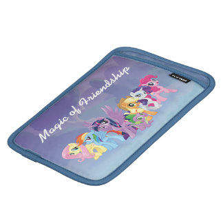 My Little Pony | Mane Six in Equestria Sleeve For iPad Mini