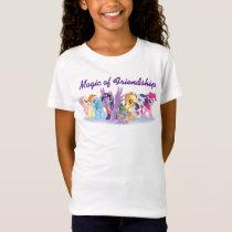 My Little Pony | Mane Six in Equestria T-Shirt