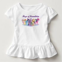 My Little Pony | Mane Six in Equestria Toddler T-shirt