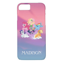 My Little Pony | Mane Six on Clouds iPhone 8/7 Case