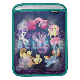 My Little Pony | Mane Six Seaponies - Believe iPad Sleeve