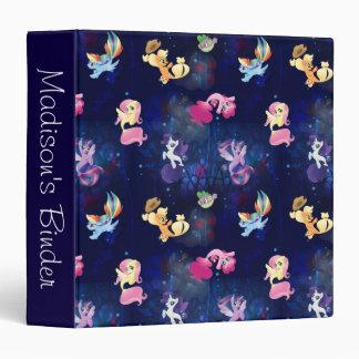 My Little Pony   Mane Six Seapony Pattern Binder
