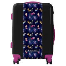 My Little Pony | Mane Six Seapony Pattern Luggage