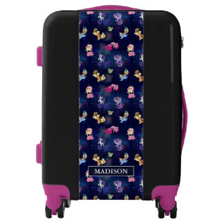 My Little Pony | Mane Six Seapony Pattern Luggage