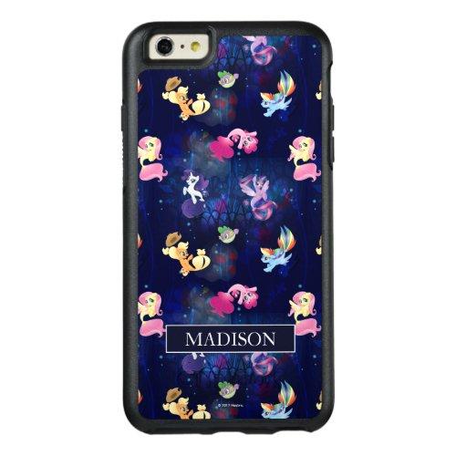 My Little Pony | Mane Six Seapony Pattern Phone Case