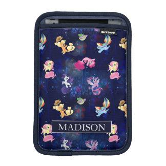 My Little Pony | Mane Six Seapony Pattern Sleeve For iPad Mini
